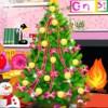 Shining Christmas Tree A Free Dress-Up Game