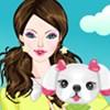 Mia and her Pets A Free Dress-Up Game