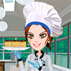 Beautiful Chef A Free Dress-Up Game