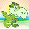 Dinos vs Monsters A Free Action Game