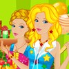 Barbie Elf Party A Free Dress-Up Game