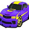 Speedy custom car coloring