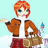 Sindy winter clothes dress up