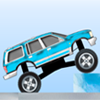 Drive your truck through ice obstacles and try to complete all 12 levels.