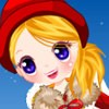 Joyful Snow Doll A Free Dress-Up Game