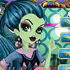 Frankie Stein Freaky Makeover  A Free Dress-Up Game