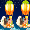 Play five levels and try to find all differences in every level and get highest score.