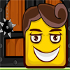 Help Mr.Cube reach his home in this fun physics platform game. Avoid enemies by transforming into cube. You have three lives in each level to reach home. Use Space bar to transform into cube