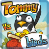 Tommy VS birds A Free Action Game