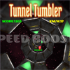 Tunnel Tumbler 3D is a tunnel racing game. Fly your hovership down the tunnel and try to stay on the track.
