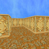 Virtual Large Maze - Set 1007 A Free Adventure Game