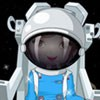 Astronaut Girl  A Free Dress-Up Game