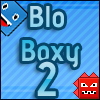 Destroy green boxes and help blo to reach the finish area. Avoid red enemies and falling down