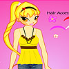 Blonde Girl A Free Dress-Up Game