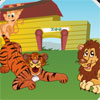 Decorate your favorite zoo by your own ideas. Have a nice decorate game