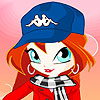 Little Fashion Girl Dress up game.