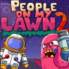 Sequel of the People on My Lawn with lots of new features, 50 levels, updated control scheme and new cool art.