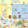 Colorful Room Hidden Objects