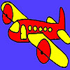Hot propellers coloring
