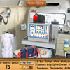 New colorful game for all fans of interesting puzzles and hidden object games by Hidden-Object-Online.com. There is a list of items that should be found in the cabin, park, kitchen and ambulance. The object will disappear if you click on it. In case you have troubles use Hint bonus. The game is free with four levels, excellent graphics and relaxing music.