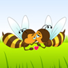 Honey Bee Kiss