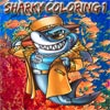 Play Sharky Coloring 1