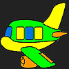 Special plane coloring