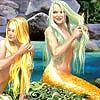 Find Fantastic Mermaid Hidden Numbers.