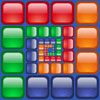 Find and click groups of three or more same blocks. Earn scores by removing those groups.