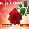 Puzzle Craze - Rose Garden A Free Action Game