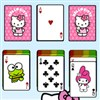 A simple and fun Hello Kitty card game for girls. Stack the cards together in descending order.