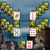 New colorful game for all fans of interesting puzzles and solitaire games by Games-Online-Zone.com. Street Art Solitaire has two types of the game; the goal is to clear the playing board from the cards in both types. The game has picturesque graphics in the street art style and provides you with the hours of pleasant pastime.