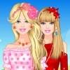 Barbie Spring Break A Free Dress-Up Game