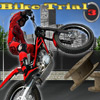 Ride a trial motorcycle over a variety of obstacles. Try to get through all levels without falling off the motorbike.
