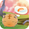 Hungry Sushi Cat A Free Action Game
