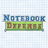 Notebook Defense A Free Action Game
