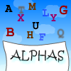 Alphas Keep Falling A Free Action Game