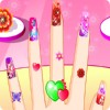 New Funky Manicure A Free Dress-Up Game