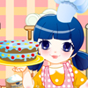 Cute Baker A Free Dress-Up Game