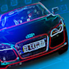 3D Neon Racing A Free Action Game