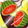 crazy chopped fruit A Free Action Game
