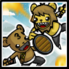 Bearbarians A Free Action Game
