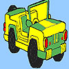 Great jeep coloring Game.