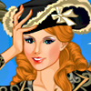 Beauty Pirate Captain A Free Dress-Up Game