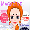 Magazine Girl A Free Dress-Up Game