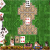 New colorful game for all fans of interesting puzzles and solitaire games by Free-Game-Station.com. While owners are at work the cats are playing solitaire games. Dedicated to all pet and solitaire lovers! Twenty skill levels and excellent graphics make this game even more exciting.