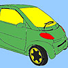 New petite car coloring A Free Customize Game