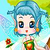 Garden Fairy A Free Dress-Up Game