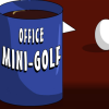 Office mini-golf A Free Action Game