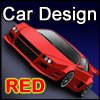 Car Design RED